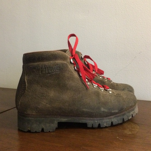 0c14a9a10c2d2 Vintage Pivetta Danner Waterproof Hiking Boots